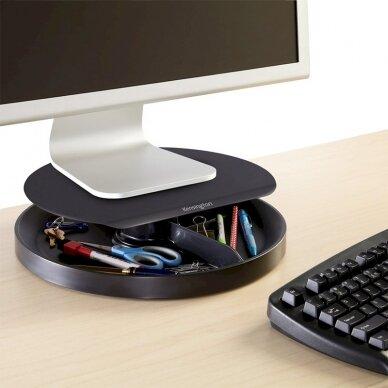 Monitoriaus stovas KENSINGTON SmartFit Spin2, juoda sp. 2