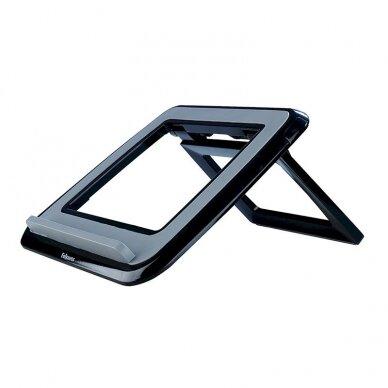 Nešiojamojo kompiuterio stovas FELLOWES I-Spire Series, juoda sp. 2
