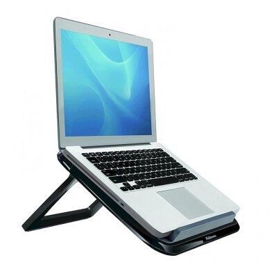 Nešiojamojo kompiuterio stovas FELLOWES I-Spire Series, juoda sp.