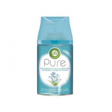 Oro gaiviklis AIR WICK Freshmatic Pure Spring Delight, užpildas, 250 ml