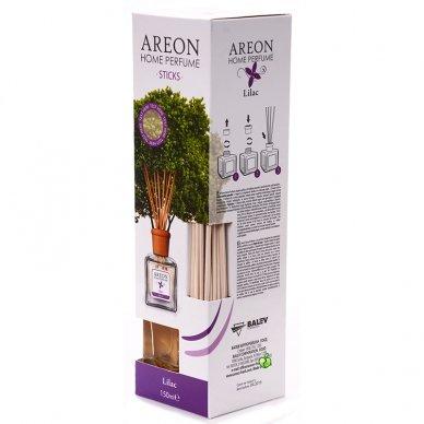 Oro gaiviklis AREON Lilac, su lazdelėmis, 150 ml