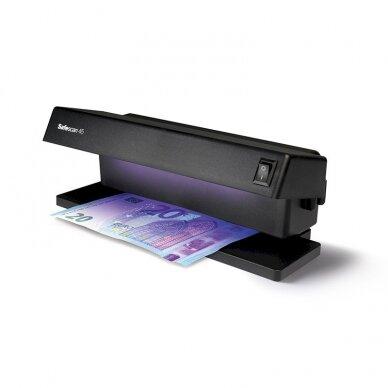 Pinigų tikrinimo aparatas UV SAFESCAN 45