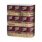 Popierinis rankšluostis SELPAK, PRO Extra  Z-Fold dispenseriui, 2 sluoksnis, 200 lapelių
