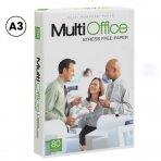 Popierius MULTIOFFICE, A3, 80 g/m2, 500  lapų