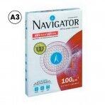 Popierius NAVIGATOR PRESENTATION, A3, 100 g/m2, 500  lapų