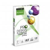 Popierius PRO DESIGN A4, 120 g/m2, 250  lapų