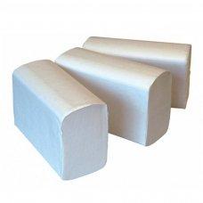 Popieriniai rankšluosčiai TORK neutral V lankstymas, 2 sl., 250 vnt., 22 x 23 cm, balta sp., 66413