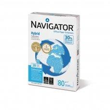 Popierius NAVIGATOR HYBRID, A4, 80 g/m2, 500  lapų
