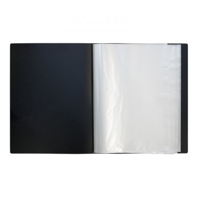 Pristatymo segtuvas ELLER, tvirto PP, A4, 40 lapų 2