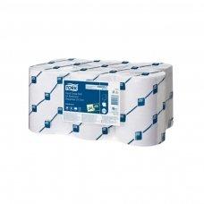 Rankų valymo popierius TORK elektriniams dozatoriams, 471110, 24.7 cm x 143 m, 2 sl., balta sp.