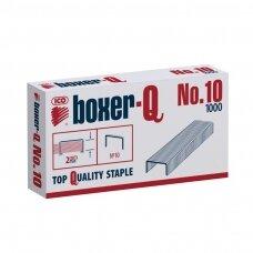 Sąsagėlės BOXER-Q, Nr.10, 1000 vnt