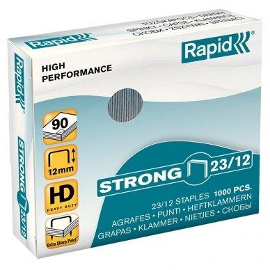 Sąsagėlės Rapid Strong 23/12, (dėž. 1000vnt.)
