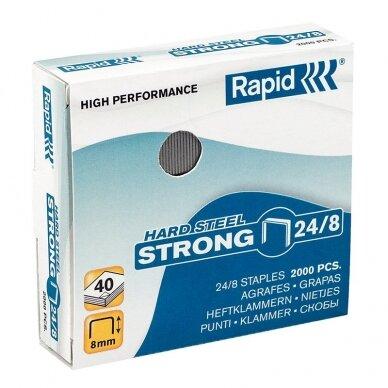 Sąsagėlės Rapid Strong 24/8, (dėž. 2000vnt.)