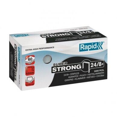 Sąsagėlės Rapid Super Strong 24/8+ (dėž. 5000vnt.)