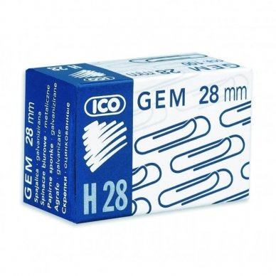Sąvaržėlės ICO, 28 mm,  (dėž. 100 vnt.)