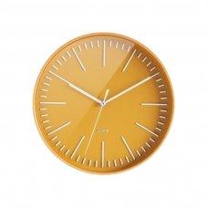 Sieninis laikrodis CEP 30cm geltona sp.