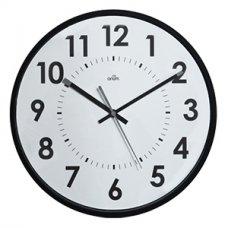Sieninis laikrodis CEP ORIUM, skersmuo 30 cm, juoda sp.
