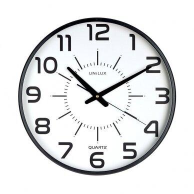Sieninis laikrodis UNILUX MAXI POP, diametras 37.5cm