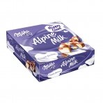 Šokoladų rinkinys MILKA Alpine Milk Happy Cow, 330 g