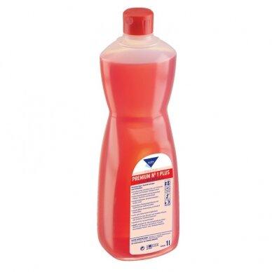 Stipraus poveikio sanitarinis valiklis KLEEN PURGATIS PREMIUM NR.1 PLUS, 1 l