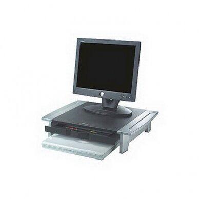 Stovas monitoriui Fellowes 8031101, Tamsiai pilkas