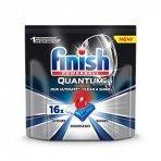 Tabletės indaplovėms FINISH Quantum Max Lemon, 40 tablečių