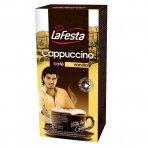 Tirpi kava LA FESTA CAPPUCCINO vanilės skonio, 10 vnt./pak. x 12.5 g