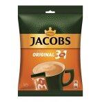 Tirpiosios kavos gėrimas JACOBS 3 in 1, maišelis, 10 x 15,2 g