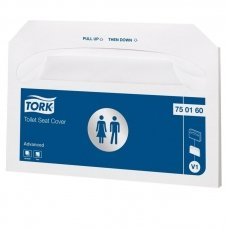 Unitazo sėdynės užtiesalas TORK V1 ADVANCED, 250 vnt., 750160