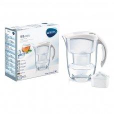 Vandens filtras BRITA ELEMARIS XL 3.5L baltas su vandens filtravimo kasete MAXTRA