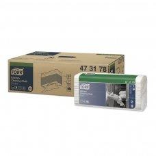 Virtuvės valymo šluostė TORK Premium W4, 1 sl., 80 lapų , 42,8 cm x 35,5 cm