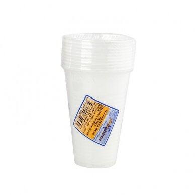 Vienkartiniai puodeliai, 0.2 l