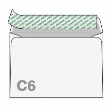 Vokai POSTFIX, C6, 114 x 162 mm, 1000 vnt.