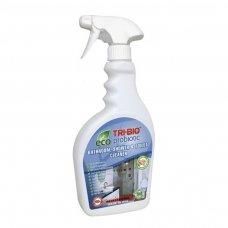 Vonios ir tualeto kambarių valymo priemonė TRI-BIO, 420 ml