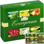 Žalioji arbata AHMAD EVERGREEN SELECTION, pakuotėje 60 arbatos pakelių.