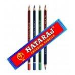 Žymėjimo pieštukas NATARAJ, mėlyna sp., 12 vnt.